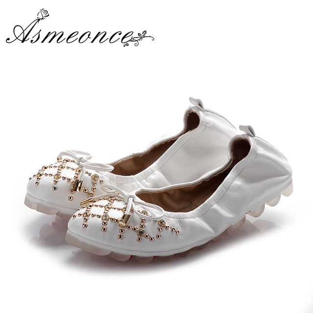 bb7f96625 Women Fashion Super Soft Comfort Elastic Welt Ballet Flats Lady Girl  Student Cute Bow Checks Rhinestones Casual Shoes