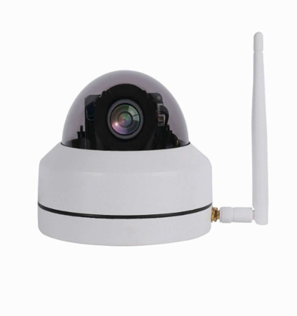 3.5 2MP 4X Zoom Wireless WIFI  PTZ Camera IP Optical Zoom Camera IP Speed Dome Camera 3.5 2MP 4X Zoom Wireless WIFI  PTZ Camera IP Optical Zoom Camera IP Speed Dome Camera
