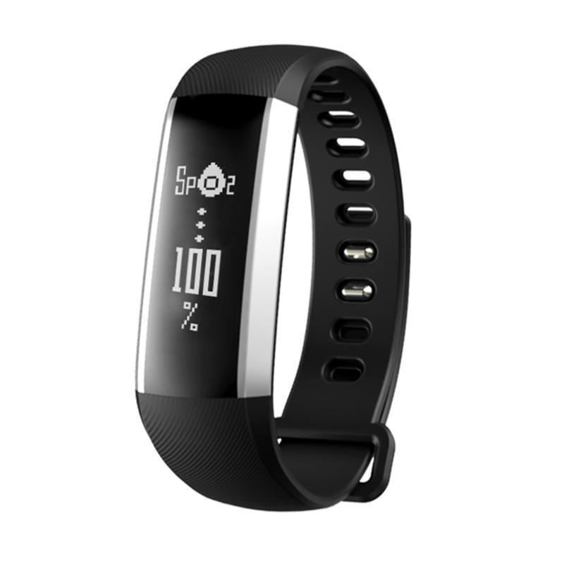Smart Bluetooth Wristband Heart Rate Blood Pressure Monitor Fitness Sleep Tracker Passometer Waterproof Smartband Bracelet