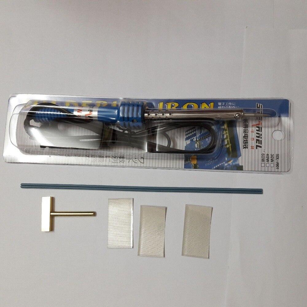 3 шт. инструмент тире кластера ленточный кабель Дисплей для BMW 5 серии e34 Pixel Ремонт + 1 шт. 220 В паяльник