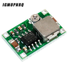 10PCS Mini Airplane Module Mini360 Mini 360 DC-DC Buck Non-isolated Converter Step Down Module For Flight Control Car