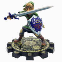 The Legend of Zelda Skyward Sword PVC Action Figure 1/7 Anime Game Toy Zelda Link Figurine Collectible Model Toy