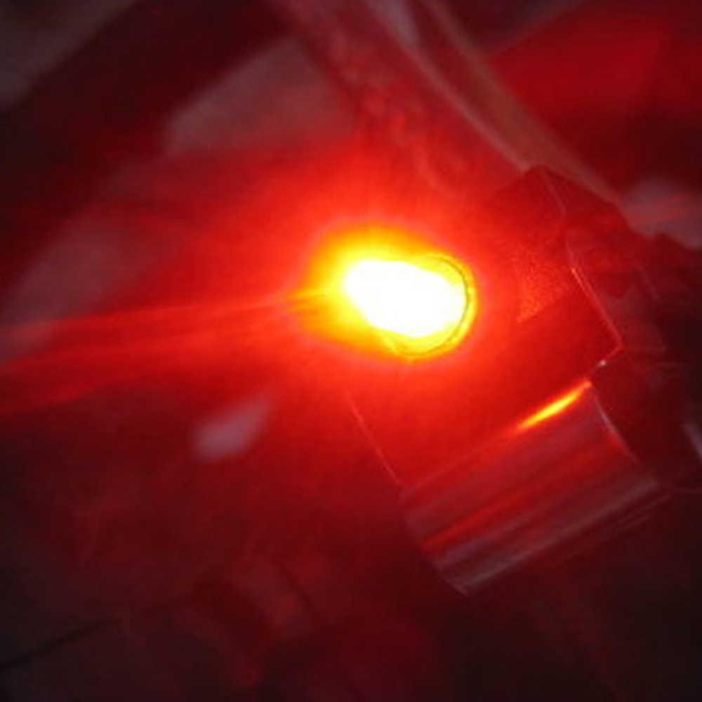 2018 neueste Nano Fahrrad Bremslicht LED Rückleuchten Sicherheitswarnlicht Geeignet Für V Bremsscheibe schnelles verschiffen