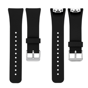Image 5 - Hangrui Replacement Wristband For Samsung Gear Fit 2 Pro Band Luxury Silicone Watchband For Samsung Fit2 SM R360 Strap Anti lost