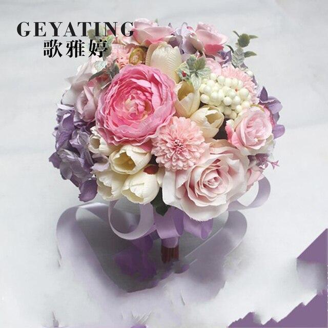 Цветы для свадебных букетов названия фото 2017 — img 13