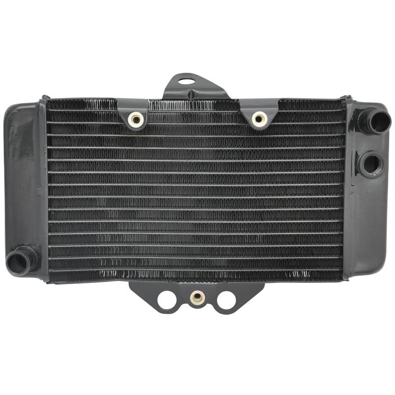 For Honda VTR250 1997-2007 VTR 250 Motorcycle Engine Radiator Motor Bike Aluminium Replace Parts Cooling Cooler