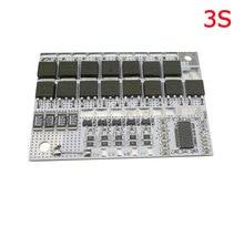 Aihasd 12.6V 100A 3S BMS Li-ion LMO Ternary Lithium Battery Protection Circuit Board