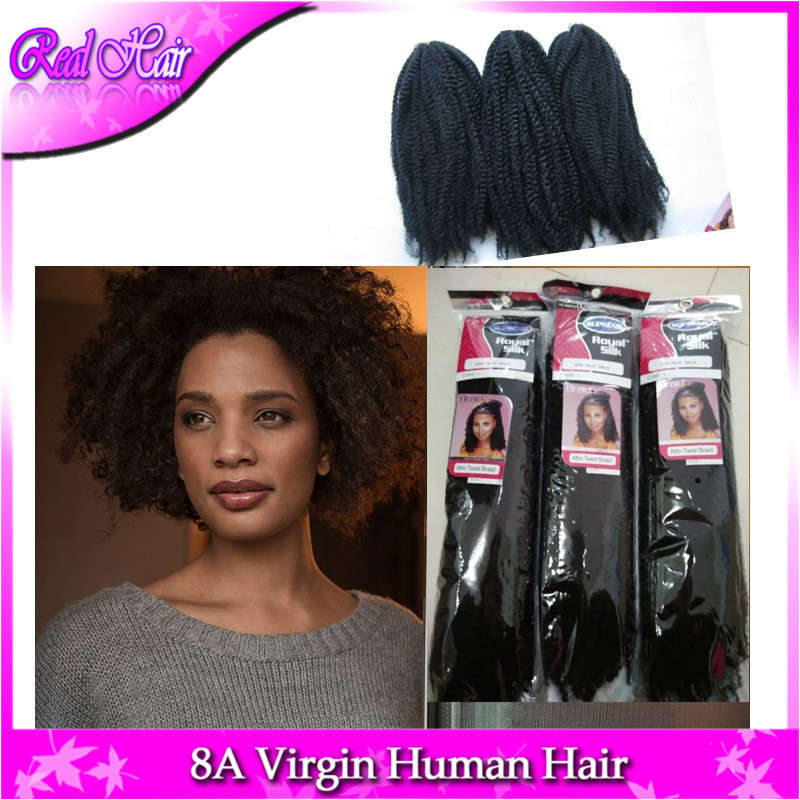 Marley Braid Hair Afro Synthetic Twists For Black Woman Braiding 3 Pc Price Free Shipping On Aliexpress Alibaba