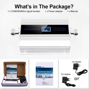 Image 5 - 液晶lte umts 850 mhz gsm cdma 2グラム3グラム4グラムワイヤレスセルラーリピータ850携帯電話リピータ信号ブースターアンプ