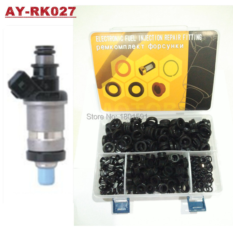 ФОТО free shipping100unit/box fuel injector replace kits for honda car 06164-P2A-000 hot sale in aftermarket repair kits(AY-RK027)