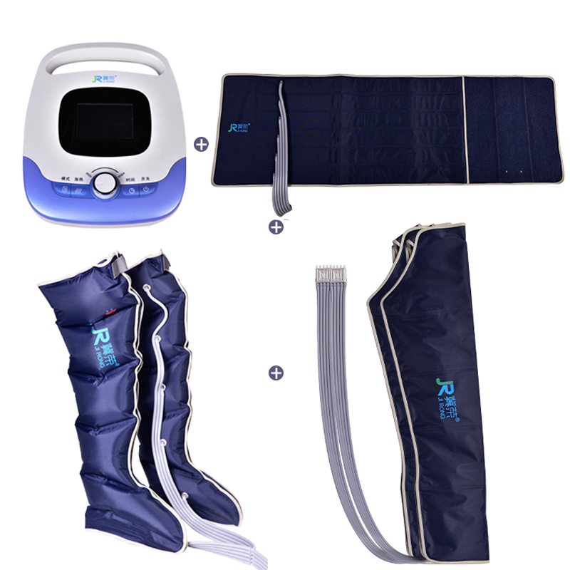Electric Heating Air Compression Leg Massager Waist Arm Leg Wraps Foot Ankles Calf Massage Pain relief Promote Blood Circulation