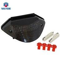 Автомобильный стоп-сигнал waase  Интегрированный Светодиодный светильник для Honda Hornet CB600F CB600 599 2002 2003 2004 2005-2007