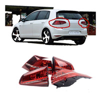 NEW LED Tail Light Assembly Tail Lamps Taillights For VW Golf GTI GTD MK7 5G0 945 207 5G0 945 208 5G0 945 307F/G 5G0 945 308F/G