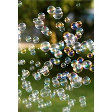 Laeacco Spring Bubbles Baby Shower Dreamlike Party Natural Scene Photographic Backgrounds Photography Backdrops For Photo Studio