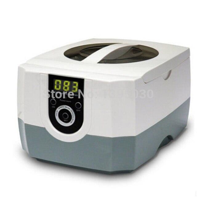 Small ultrasonic cleaning machine digital ultrasonic wave cleaner--CD4800  ultrasonic cleaner 110v/220v