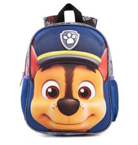 3D Taschen für mädchen rucksack kinder Welpen mochilas escolares infantis kinder schule taschen schöne Tasche Schule rucksack Baby taschen