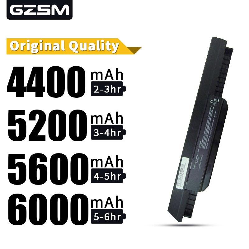 HSW batterie d'ordinateur portable A32-K53 pour Asus A43E A53S K43E K43U K43S X54 X54H K43SJ X54C X84 K53S K53 K53SV K53T K53E k53SD X44H batterie