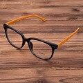 Мода Простые Очки Кадр Женщины Мужчины Старинные Оптические Очки Кадр Прозрачные Линзы Близорукость Большая Рамка Очки Очки Горячей Продажи
