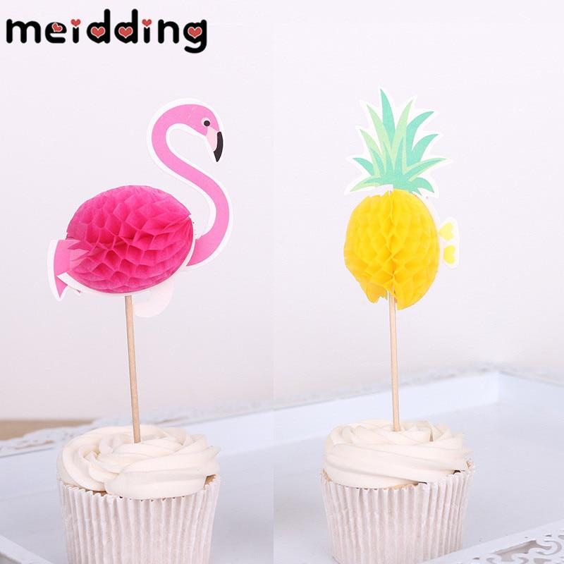 Cute Wedding Decoration Ideas: MEIDDING 1Set Birthday Party Decorations Flamingo