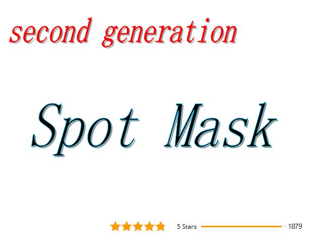 Segunda generación blanco/negro de Alta Altitud Acondicionado máscara deporte juego completo