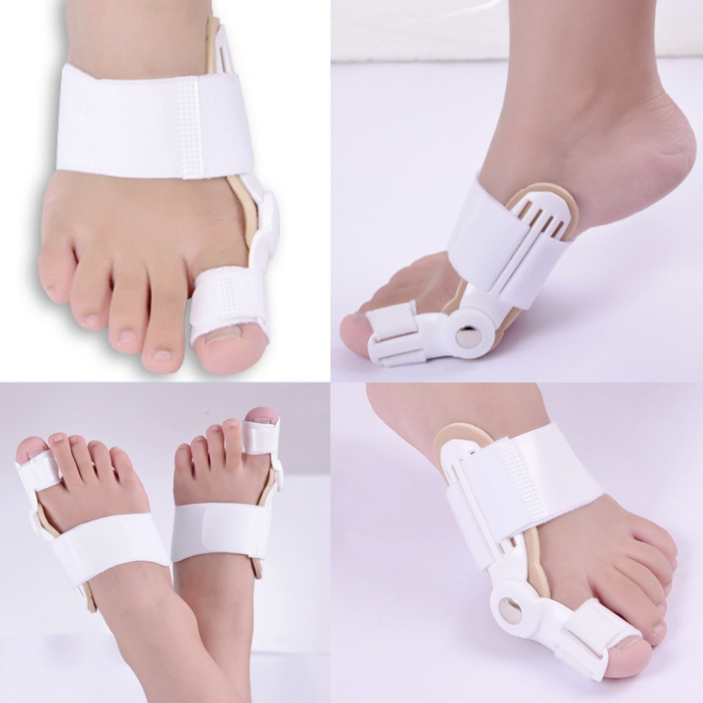 Toe Straightener Big Toe Straightener Bunion Hallux Valgus Corrector Splint Foot Pain Relief Protection Correction For Feet Care