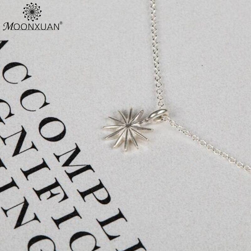 Plata esterlina 925 nueva esperanza para siempre sol collares - Joyas - foto 3