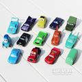 14Pcs/Lot Car toys for children Mater PVC Toy Car Model Furnishing Articles Diversify Different Baby's Car Toy Free Shipping