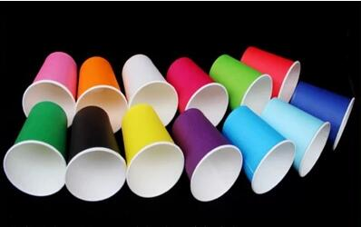 Customized Disposable Cold Drink Cheap Paper Cups