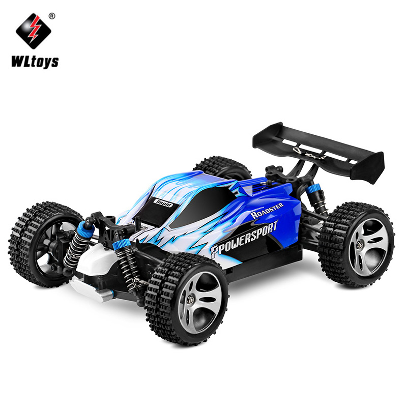 WLtoys 1:18 4WD Car A959 Remote Control Car 2.4GHz 40-60km/hour High Speed RC Electric CarWLtoys 1:18 4WD Car A959 Remote Control Car 2.4GHz 40-60km/hour High Speed RC Electric Car