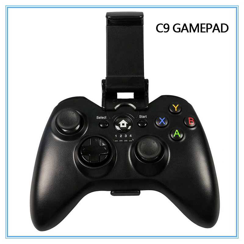 2.4G Wireless Gamepad Console Controller Receiver Controle Game Joystick Android Phone Ios Universal