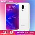 2018 Original Meizu 16 6GB 128GB CN Version Snapdragon 710 6-inch 2160x1080P Front 20MP 3100 mAh In-Screen Fingerprint