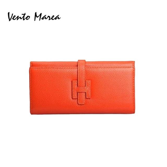 cd21083a5b03f Designer Brieftaschen Berühmte Marke Frauen Brieftasche 2017 Luxus  Weibliche Brieftasche Aus Echtem Leder Damen Geldbörse Geld