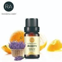 100% чистые эфирные масла сохраняют спокойствие расслабляют напряжение менопауза антистресс и Послеродовая антистресс 10 мл