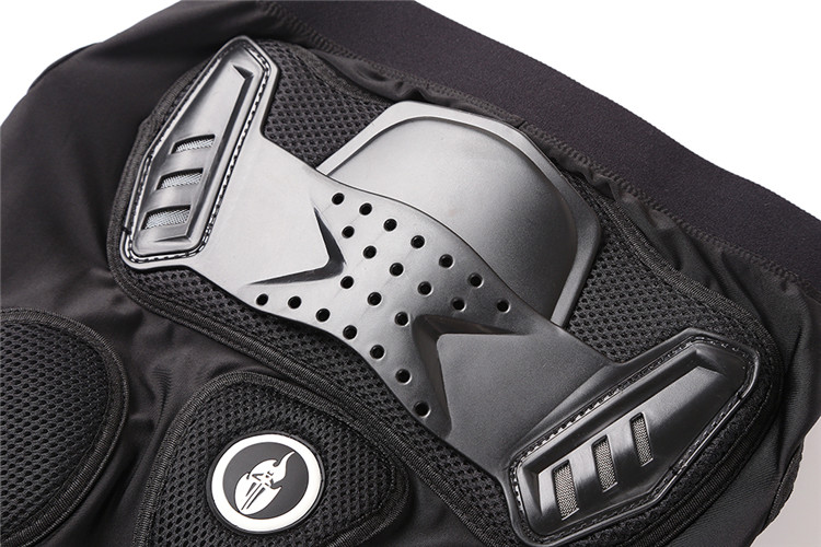 Wosawe Skateboard Armor Shorts Off Road Motorcross Downhill