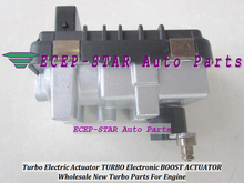 Turbocharger Electric Actuator TURBO Electronic BOOST ACTUATOR G-009 G09 G009 G-09 6NW009660 781751 6NW-009-660 6NW 009 660