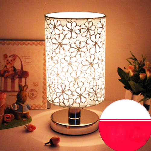 Living Room Lamp Sizes: Small Size Minimalist Bedroom Bedside Desk Table Lamp