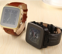 outdoor smart watch with 240*240 pixels AMOLED Touch Screen Bluetooth Smart Watch Wristwatch GSM Phone for iPhone Samsung S6 S7