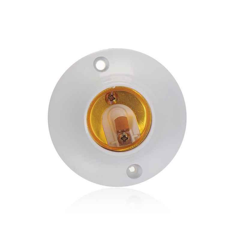 E14 E27 Socket E14 Lamp Base Holder Adapter LED Bulb Light Round Screw Fixing Fitting E27 Lamp Holder Connector Plug