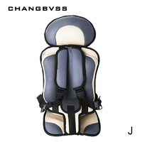 Wholesale And Retail Portable Travel Car Seat For Lovely Baby Updated Version Newest Design Car Sit