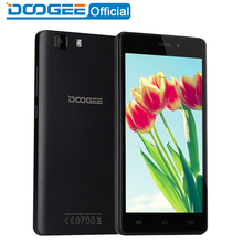 Clearance sale DOOGEE X5 pro mobile phones 5.0Inch HD 2GB RAM 16GB ROM Android5.1 Dual SIM MTK6735 Quad Core 5.0MP GSM WCDMA LTE