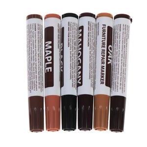 Pen-Floor Furniture Correction-Repair Touch-Up Off-Paint Color-Pen Complementary Wood-Grain