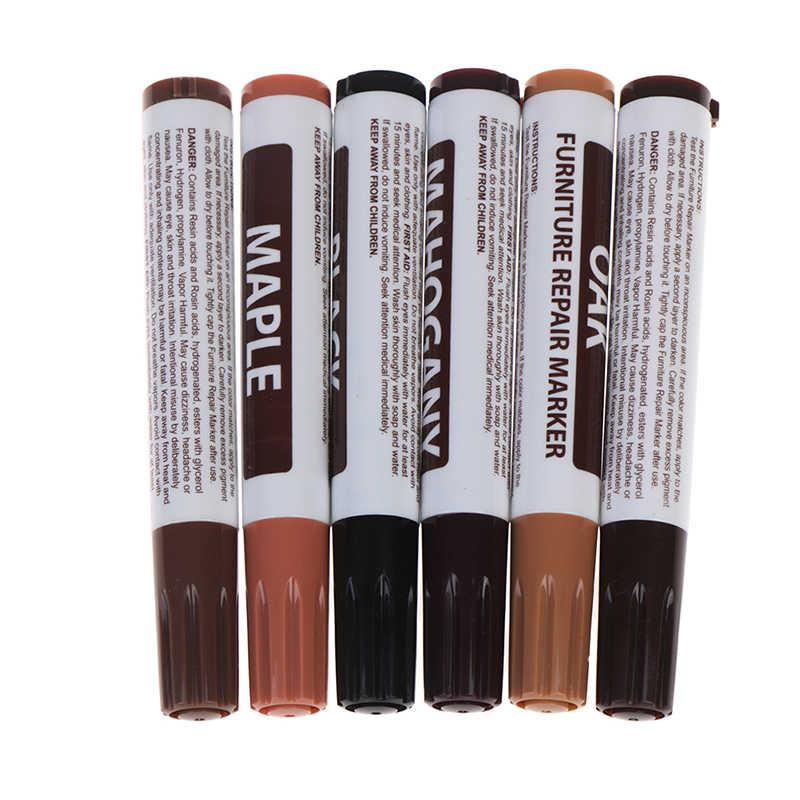 Kolor drewna naprawy korekty do naprawy scratch off farby uzupełniających się kolor pióro meble dotykowe pióro podłogi