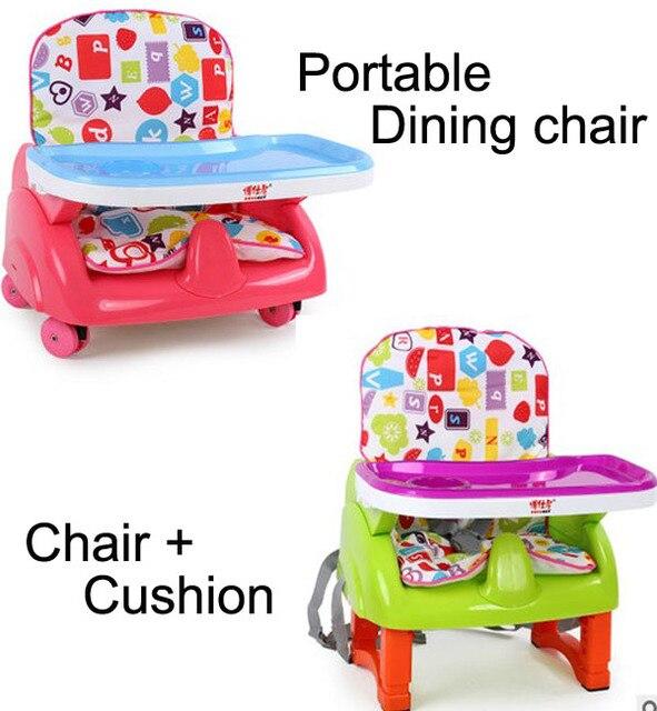 Портативный ребенка стул регулируемая инвалидной коляске автокресло для новорожденных rehausseur де шезлонг tronas пункт bebes