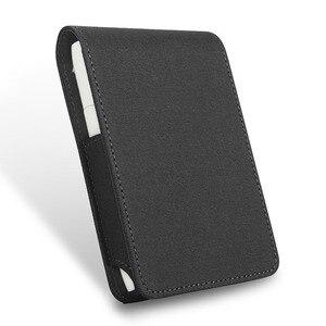 Image 4 - Jinxingchengためiqosマルチ3.0ホルダーボックスレザーケースフリップ財布ポーチバッグと充電器iqosマルチ充電
