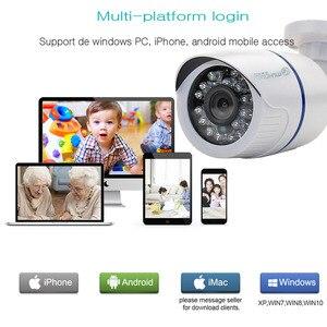 Image 4 - Wireless IP Kamera CCTV Wifi Kugel 1080P SONY323 960P 720P P2P CamHi Onvif Audio IR Cut Motion erkennung Für Sicherheit IP Kamera