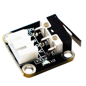 Mechanical 3D Printer End Stop