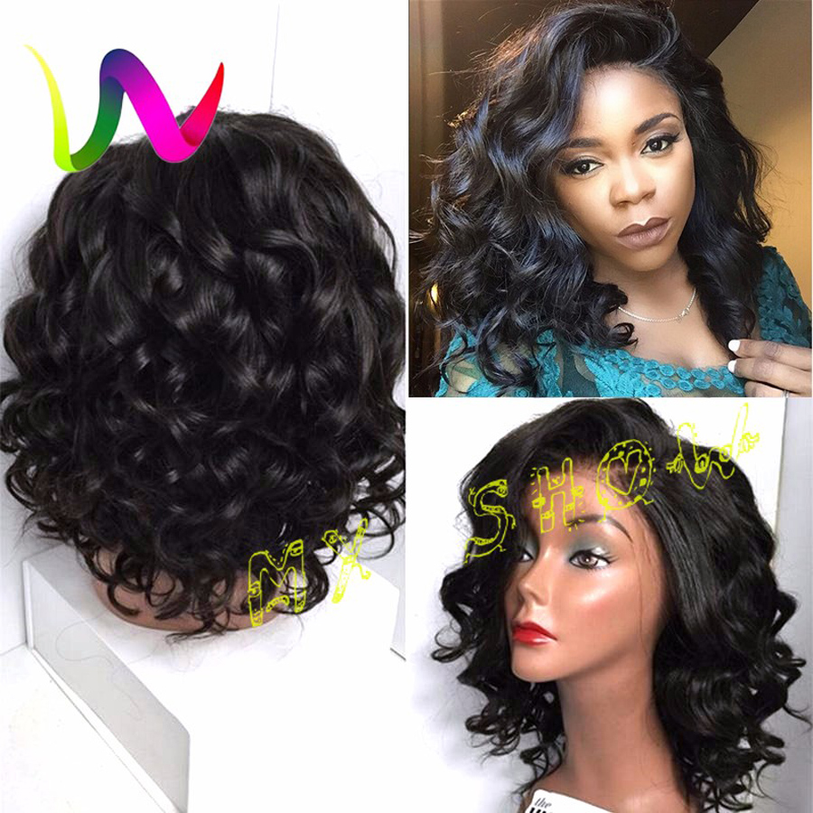 Short Afro American Wigs For Black Women Hairstyles Afro -5953