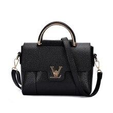 a3ad0049b9fe1 2019 Yeni Moda Kadınlar omuz çantası Siyah Kırmızı Lüks Marka Tasarımcı  Louis El Çantası(China