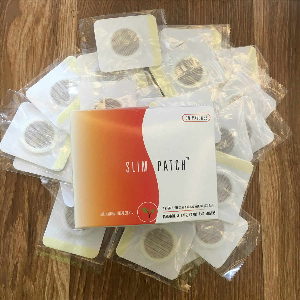 30pcs Slim Patch Stomach Fat Burning Navel Stick Slimming Lose Weight Burn Fat Anti Cellulite Abdomen Parches Face Lift Tools