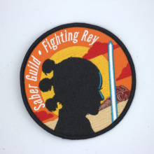 Custom Designs Embroidery Patches Any Size Logo